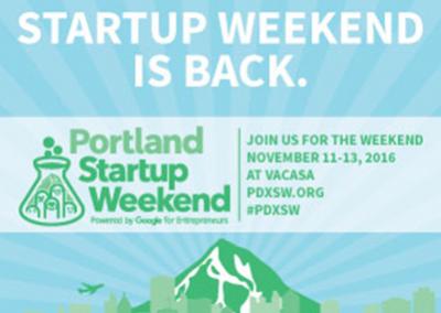 PDX Startup Weekend